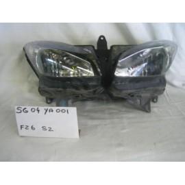 Optique de Yamaha 600 FZ6 S2