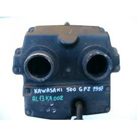 Boîtier de filtre à air Kawasaki GPZ 500