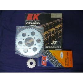 Kit chaîne Suzuki RF 900 R