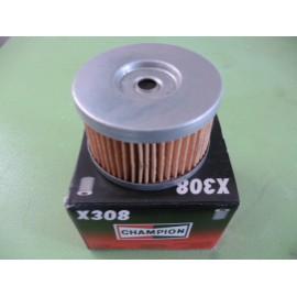 Filtre à huile HF137 (SUZUKI DR, XF, LS)