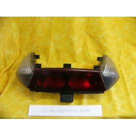 Feu arrière avec clignotants intégrés Honda Silver Wing