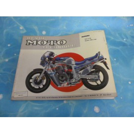 Revue Technique Moto Suzuki GSX-R 750 1985 � 1987