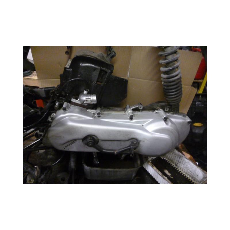 как разобрать двигатель peugeot elyseo