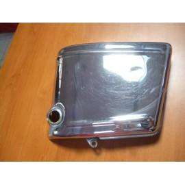 Cache latéral métal chromé Honda VT Shadow 1100