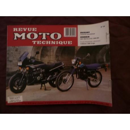 revue technique moto n 64 clicmotopieces pi ces de moto et accessoires d 39 occasion deux roues. Black Bedroom Furniture Sets. Home Design Ideas