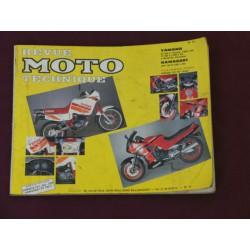 Revue Technique Moto N°73