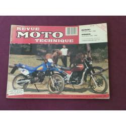 Revue Technique Moto N°62