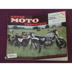 Revue Technique Moto