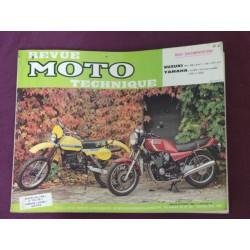 Revue Technique Moto N°43