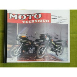 Revue Moto Technique N° 44