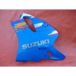 Flanc de carénage Gauche Suzuki 750 GSXR