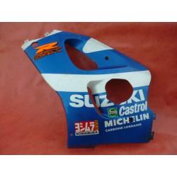 Flanc de carénage Gauche Suzuki 750 GSXR SRAD