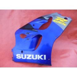 Flanc de carénage droit Suzuki 750 GSXR
