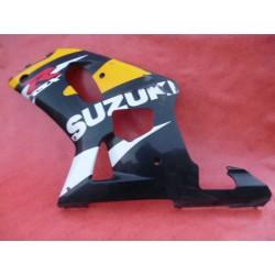 Flanc de carénage Gauche Suzuki 750 GSXR K1 K2