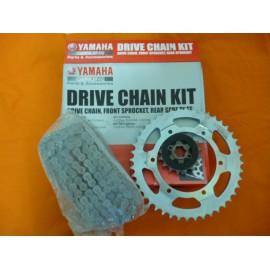 Kit chaîne pour Yamaha 600 XJ