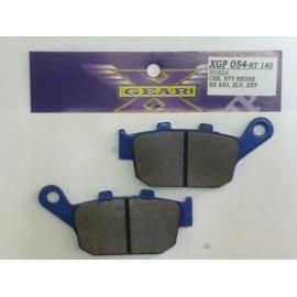 Plaquettes de frein  arrière  BUELL / Honda / SUZUKI / TRIUMPH