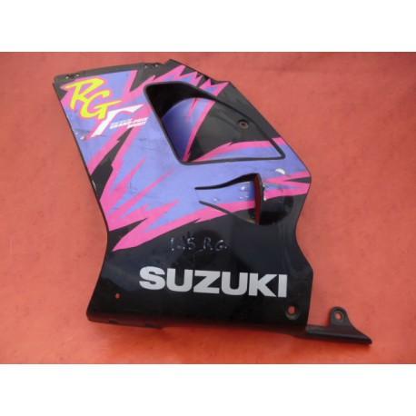 Flanc de car�nage gauche Suzuki RG 125 T