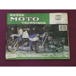 Revue Technique Moto N°60