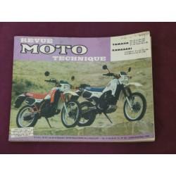 Revue Technique Moto N°58