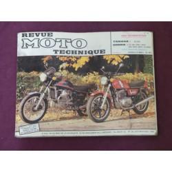 Revue Technique Moto N°39