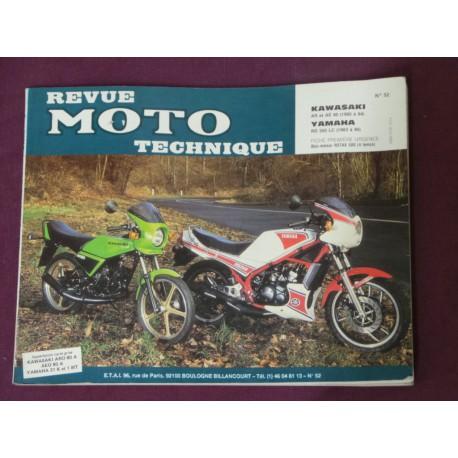 Revue Technique Moto N°52