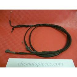 Cable accélérateur + retour Piaggio X9 250