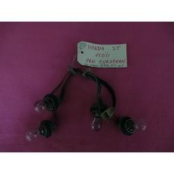 Porte ampoules feu arrière avec ampoules pour ST 1100
