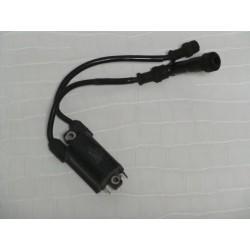 Bobine Haute tension complète avec câbles et antiparasites HONDA 600 CBF