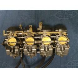 Rampe de carburateurs YAMAHA 1000 R1 4XV