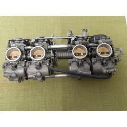 Rampe de carburateurs HONDA 1000 CBR